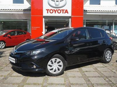 brugt Toyota Auris 1,2 T T2 Comfort Safety Sense 116HK 5d 6g