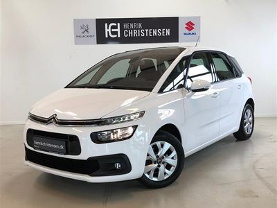 brugt Citroën C4 Picasso 1,6 Blue HDi Cool start/stop 120HK 6g