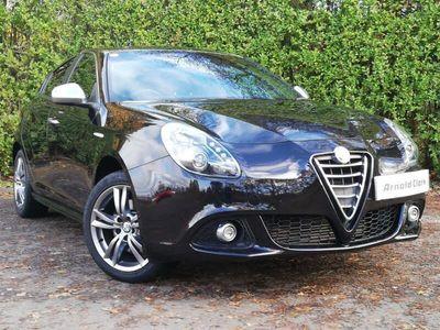 brugt Alfa Romeo Giulietta 1.4 170 HK Distinctive