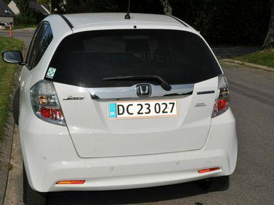 brugt Honda Jazz HYBRID