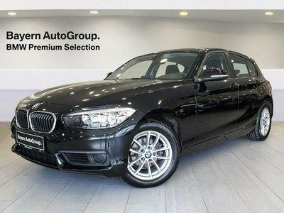 käytetty BMW 118 d 2,0 aut.
