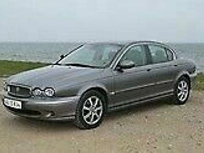 brugt Jaguar X-type 2,2 D Classic