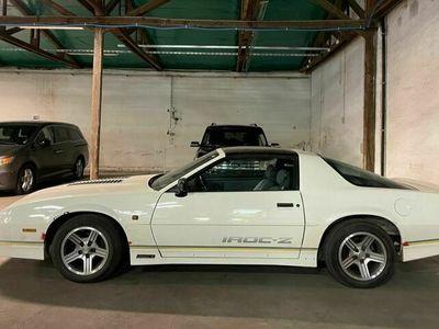 brugt Chevrolet Camaro 5,7 V8 Iroc Z