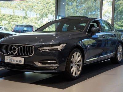 used Volvo S90 2,0 D4 Inscription Plus 190HK 8g Aut.