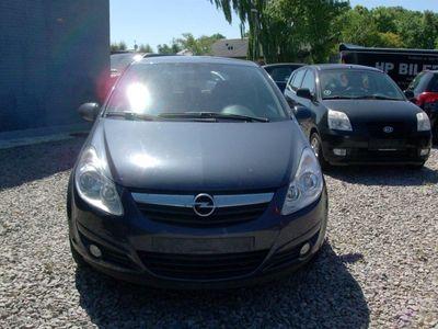 gebraucht Opel Corsa 1,3 CDTI Enjoy 75HK 5d