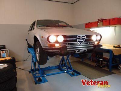 second-hand Alfa Romeo Alfetta GT/GTV 1800 Coupé