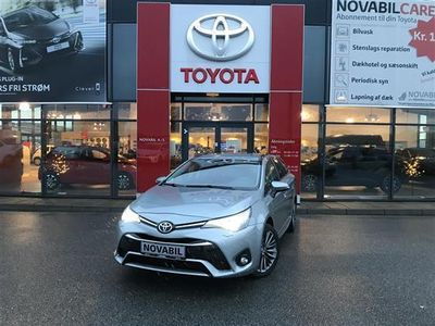 brugt Toyota Avensis Touring Sports 1,8 VVT-I T2 Premium Multidrive S 147HK Stc 6g Aut.