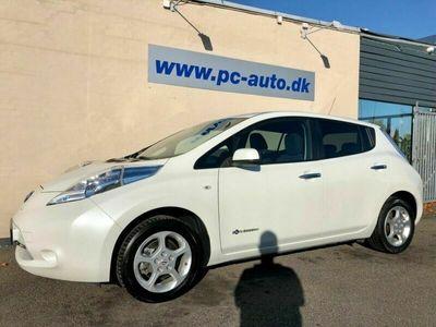 brugt Nissan Leaf Acenta 5d