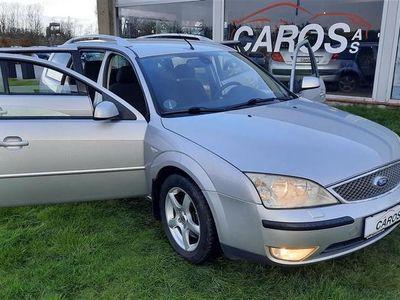 brugt Ford Mondeo 1,8 Ambiente 110HK Stc