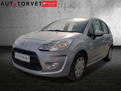 brugt Citroën C3 1,6 HDi 90 Seduction