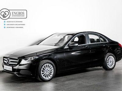 brugt Mercedes C200