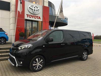 brugt Toyota Verso ProaceLong 2,0 D VIP m/bagklap 180HK 6g Aut.