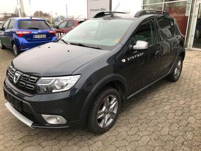 brugt Dacia Sandero 1,5 DCi Stepway Prestige Start/Stop 90HK Van A+