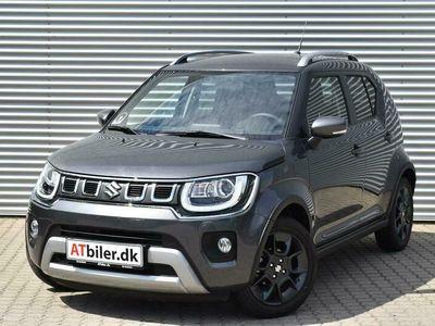 brugt Suzuki Ignis 1,2 Dualjet Adventure mild-hybrid 90HK 5d A++