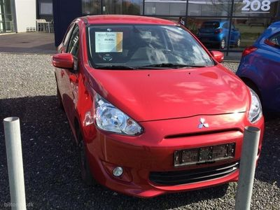 used Mitsubishi Space Star 1,2 Black and White Edition 80HK 5d