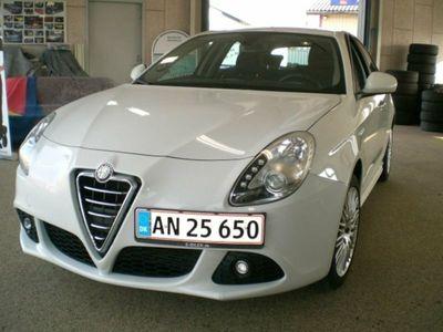 used Alfa Romeo Giulietta 1,4 M-Air 170 Sportiva QV