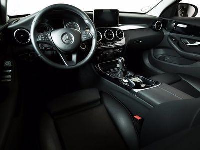 brugt Mercedes C200 d