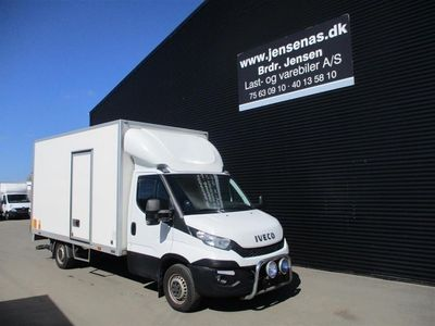 brugt Iveco Daily 35S17/HD ALUKASSE/LIFT 3,0 D 170HK Ladv./Chas. 2016