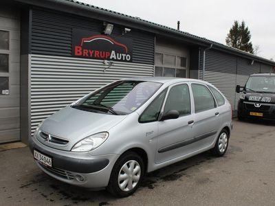 brugt Citroën Xsara Picasso 1,8i 16V Family