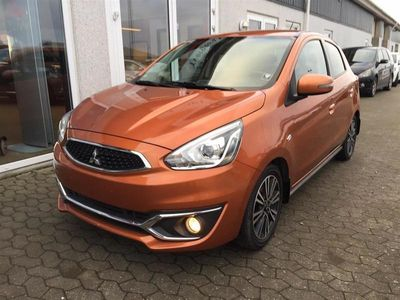 brugt Mitsubishi Space Star 1,2 Instyle 80HK 5d