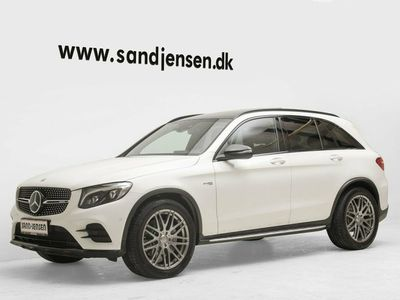 second-hand Mercedes GLC43 AMG 3,0 AMG aut. 4-M