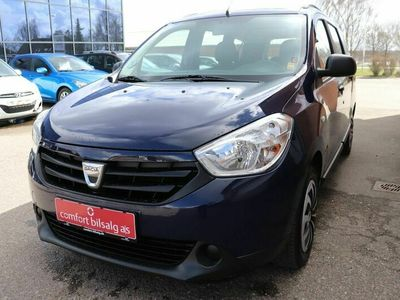 brugt Dacia Lodgy 1,5 dCi 90 Ambiance