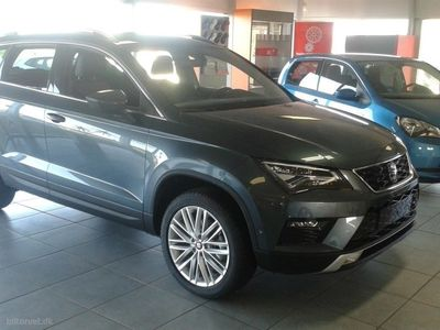 used Seat Ateca 1,5 TSI ACT Xcellence Start/Stop DSG 150HK 5d 7g Aut.