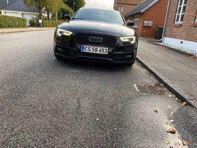 brugt Audi A5 Sportback 2.0 177 HK S-Line