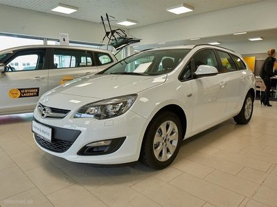 brugt Opel Astra 1,4 ECOTEC Limited Plus 100HK Stc