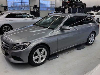 brugt Mercedes C200 2,0 Avantgarde stc. aut.