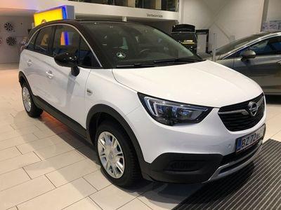 gebraucht Opel Crossland X 1,2 Turbo INNOVATION Start/Stop 110HK 5d 6g Aut.