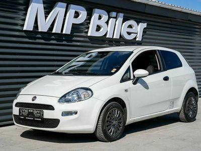 brugt Fiat Punto 1,3 MJT 85 Pop Van
