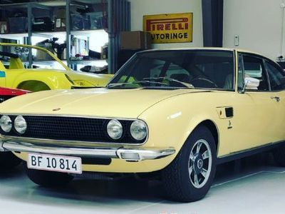 brugt Fiat Coupé Dino 2400