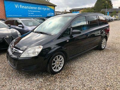 brugt Opel Zafira 1,9 CDTi 120 Enjoy 7prs