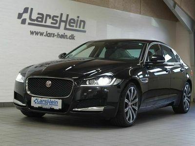 brugt Jaguar XF 2,0 D180 Prestige aut.