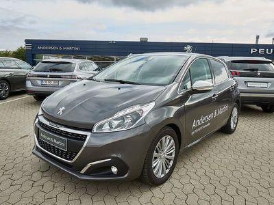 brugt Peugeot 208 1,2 PureTech Selection Sky 82HK 5d