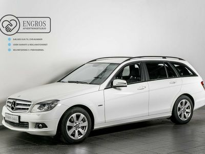 gebraucht Mercedes C200 1,8 CGi stc. BE