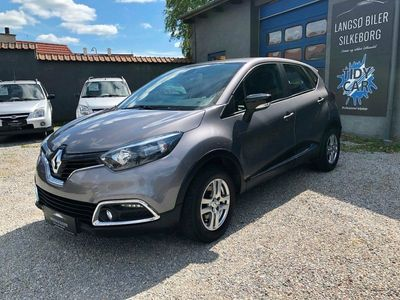 second-hand Renault Captur 1,5 dCi 90 Expression Navi Style