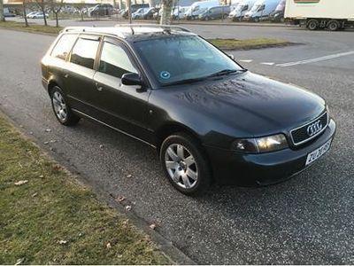 brugt Audi A4 A4 1,8 Billig nysstc