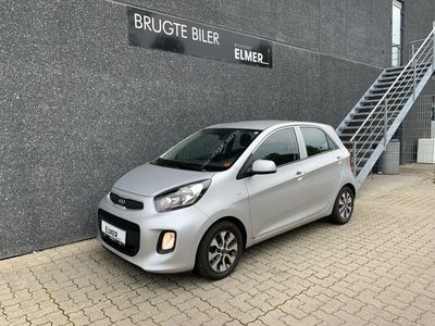 brugt Kia Picanto 1,0 MPI Style Plus Limited 66HK 5d A+