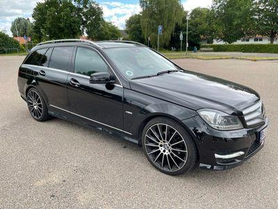 brugt Mercedes C220 CDI BE AUT.