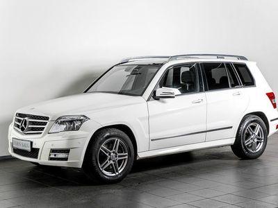 brugt Mercedes GLK350 3,5 aut. 4-M