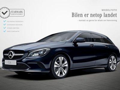 używany Mercedes CLA200 1,6 SB aut.