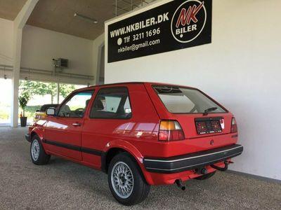 brugt VW Golf II 1,6 TD