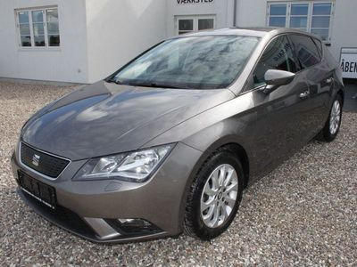 brugt Seat Leon 1,6 TDi 110 Style eco