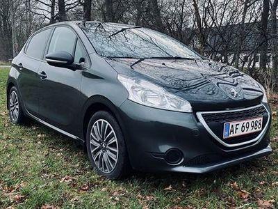 brugt Peugeot 208 1,0