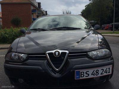 used Alfa Romeo 156 2,0 T.Spark 16V 155HK