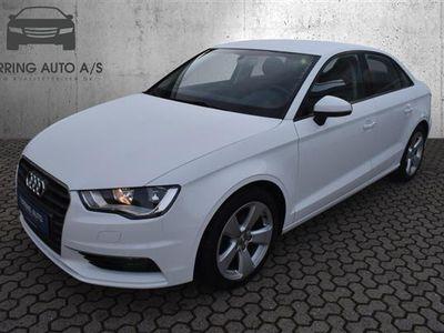brugt Audi A3 1,4 TFSI Ambition 125HK 6g - Personbil - hvid