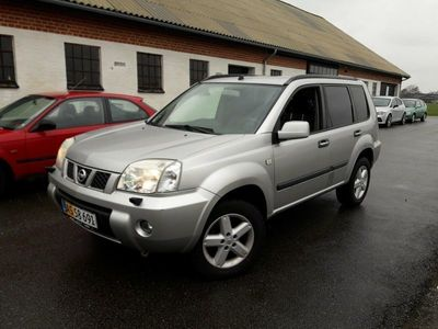 brugt Nissan X-Trail 2,2 dCi Comfort 4x4