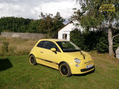 brugt Fiat 500 jtd